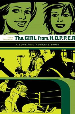 Love and Rockets Library (Softcover) #2