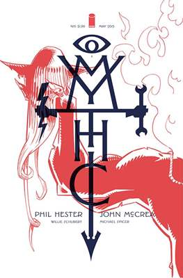Mythic (Comic-book) #1