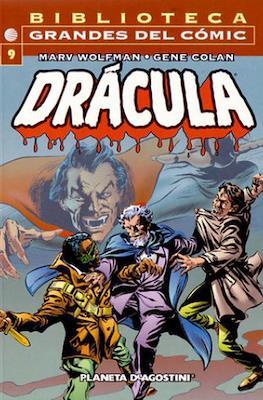 Biblioteca Grandes del Cómic: Drácula (2002-2004) (Rústica 160-192 pp) #9