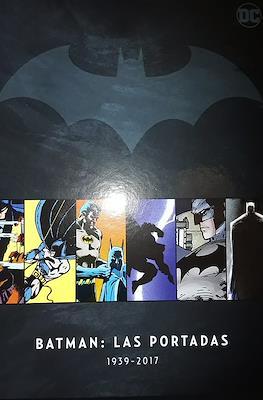 Batman: las portadas 1939-2017 (Cartoné) #
