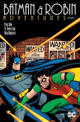 Batman & Robin Adventures (Softcover) #1