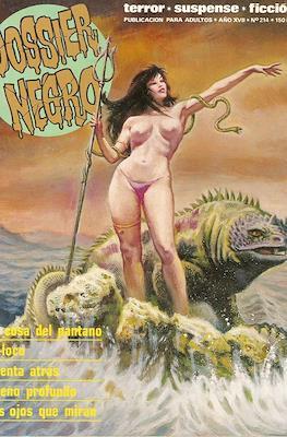 Dossier Negro (Rústica y grapa) #214