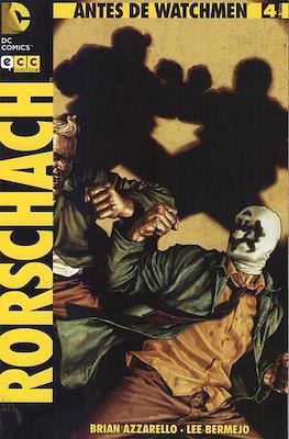 Antes de Watchmen: Rorschach (Grapa) #4