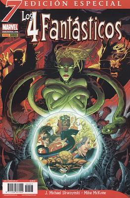 Los 4 Fantásticos Vol. 6. (2006-2007) Edición Especial #7