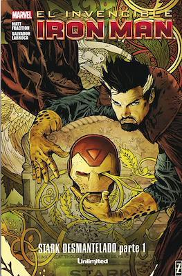 El invencible Iron Man (Rústica) #9