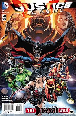 Justice League Vol. 2 (2011-2016) (Comic-Book) #50