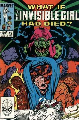 What If (Vol. 1 1977-1984) (Comic-Book) #42