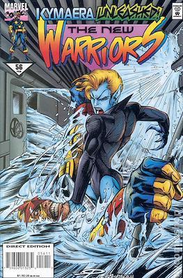 The New Warriors (Comic-Book) #56