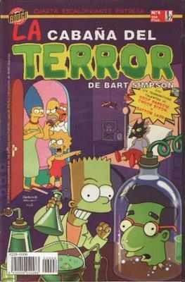 La cabaña del terror de Bart Simpson (Grapa 48 pp) #4
