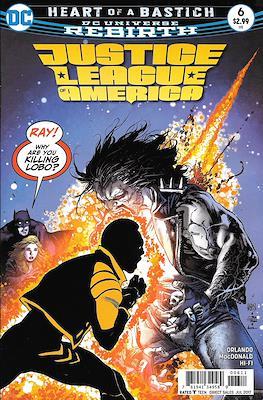 Justice League of America vol. 5 (2017-2018) (Grapa) #6