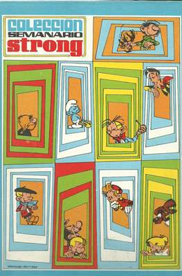 Colección Semanario Strong (Cartoné retapado) #5