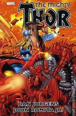 The Mighty Thor (1998-2004) #2