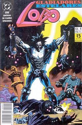 Lobo. Gladiadores Estelares #4