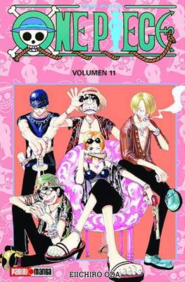 One Piece (Rústica) #11