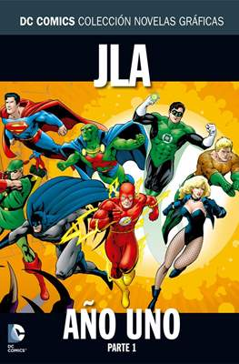 DC Comics Novelas Gráficas (El Mundo-Marca) (Cartoné) #10