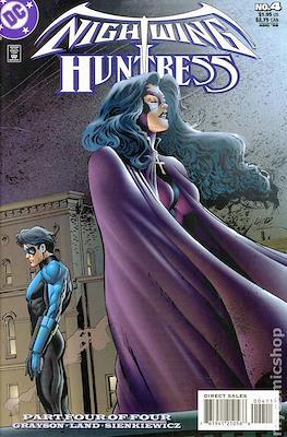 Nightwing and Huntress (1998) (Grapa) #4
