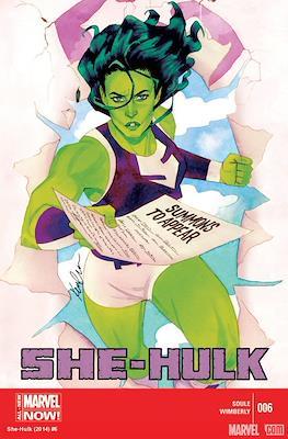 She-Hulk (2014-2015) (Comic-Book) #6