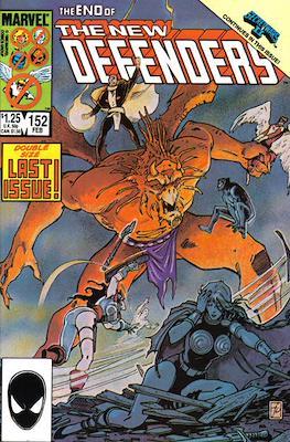 The Defenders vol.1 (1972-1986) #152