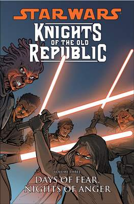 Star Wars - Knights of the Old Republic (2006-2010) #3