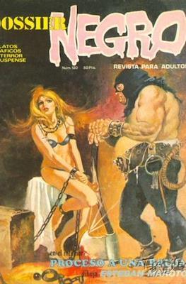 Dossier Negro (Rústica y grapa [1968 - 1988]) #120