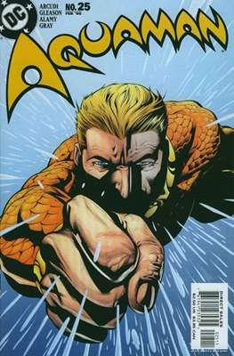 Aquaman Vol. 6 / Aquaman: Sword of Atlantis (2003-2007) (Comic Book) #25
