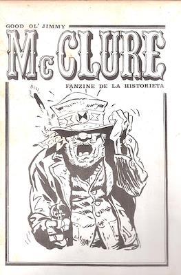 Good Ol' Jimmy McClure. Fanzine de la historieta