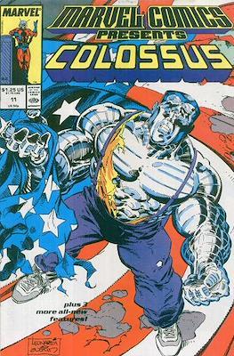 Marvel Comics Presents Vol. 1 (1988-1995) #11