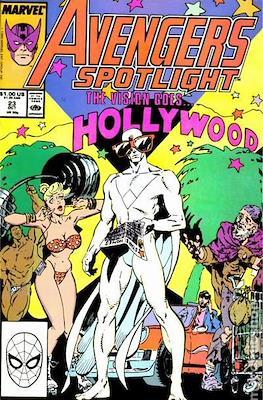 Solo Avengers / Avengers Spotlight (Comic book) #23
