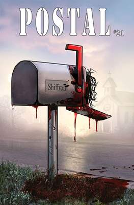 Postal (Comic Book) #21