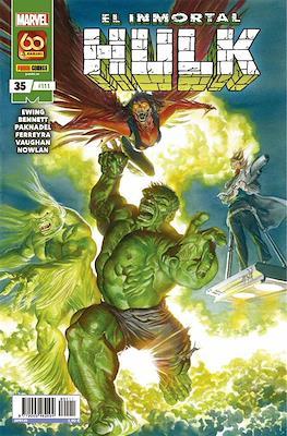 El Increíble Hulk Vol. 2 / Indestructible Hulk / El Alucinante Hulk / El Inmortal Hulk (2012-) (Grapa) #111/35