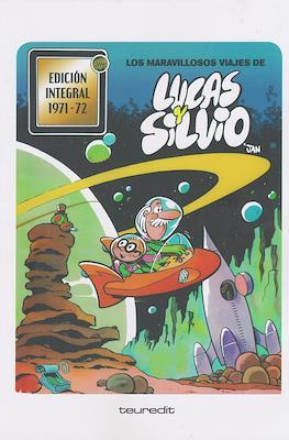 Los maravillosos viajes de Lucas y Silvio. Edición integral 1971-72 (Rústica 72 pp) #