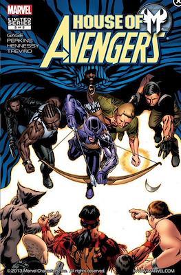 House of M: Avengers (Digital) #5