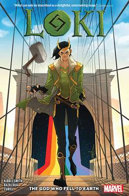 Loki: The God Who Fell To Earth