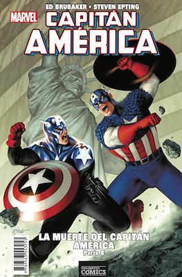 La muerte del Capitán América (Rústica) #8