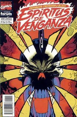 Espíritus de Venganza (1993-1994) (Grapa. 17x26. 24 páginas. Color.) #10