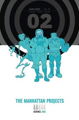 The Manhattan Projects - The Deluxe Edition (Hardback) #2