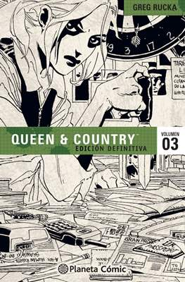 Queen & Country (Rústica 376-344 pp) #3