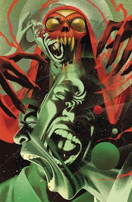 Martian Manhunter Vol. 5 (2018-...Variant Cover) (Comic Book) #5