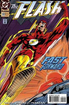 The Flash Vol. 2 (1987-2006) (Comic Book) #101