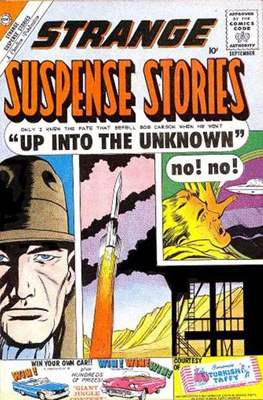 Strange Suspense Stories Vol. 2 #49