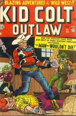 Kid Colt Outlaw Vol 1 #23
