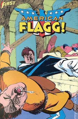 American Flagg! (Comic book) #37