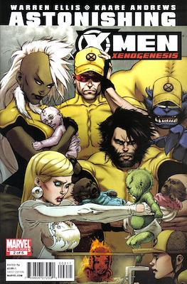Astonishing: X-Men - Xenogenesis (Comic-Book) #2