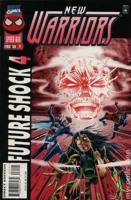 The New Warriors (Comic-Book) #71
