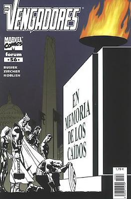 Los Vengadores vol. 3 (1998-2005) (Grapa. 17x26. 24 páginas. Color. (1998-2005).) #56