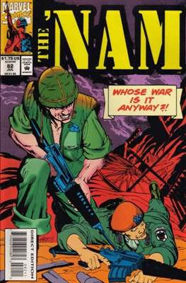 The 'Nam Vol 1 (Comic-book.) #82