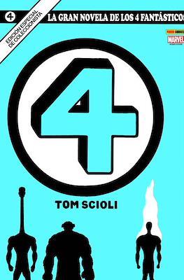 La Gran Novela de Los 4 Fantásticos (Cartoné 120 pp) #