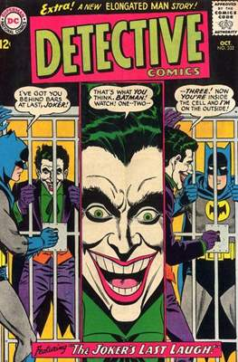 Detective Comics Vol. 1 (1937-2011; 2016-) (Comic Book) #332