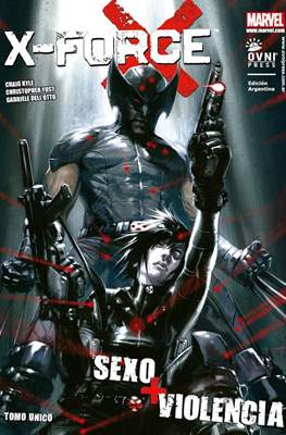 X-Force: Sexo + Violencia