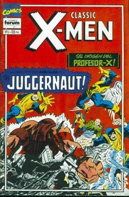 Classic X-Men Vol. 2 (1994-1995) (Grapa) #6